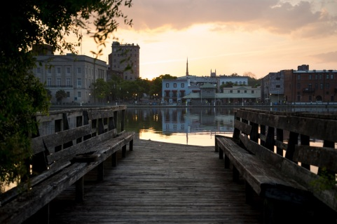 Dowtown, Wilmington, NC
